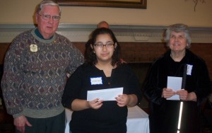 Sch Grants to Amemma Amin and Ann Pimley
