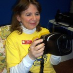 Operating PediaVision camera